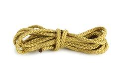 Corda do poliéster Fotos de Stock Royalty Free