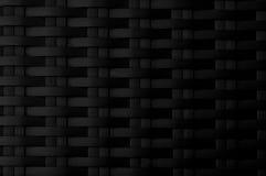 Corda escura abstrata do weave do fundo das linhas Imagem de Stock