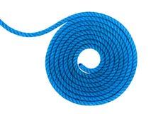 Corda espiral Fotografia de Stock