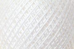 Corda feita do nylon fotografia de stock