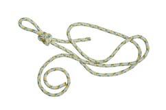 Corda no branco Fotografia de Stock