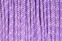 Corda roxa Fotografia de Stock Royalty Free