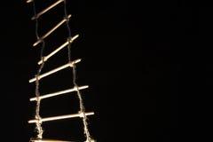 Corda-scaletta Immagini Stock Libere da Diritti