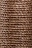 Corda torcida textura Fotos de Stock