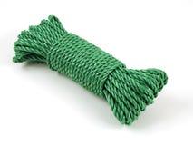 Corda verde Fotografia Stock Libera da Diritti