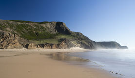 Cordama Beach, Algarve, Portugal Royalty Free Stock Photo