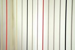 Cordas da harpa do pedal, close up Imagem de Stock Royalty Free