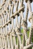 Cordas de escalada Imagens de Stock Royalty Free