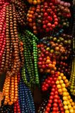 Cordas de grânulos Fotos de Stock