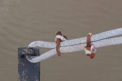 Cordas do parafuso fotografia de stock royalty free