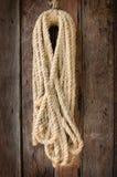 Cordas e laços da ligação para os vaqueiros Fotografia de Stock Royalty Free