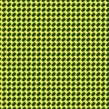 Cordas entrelaçadas da cor imagens de stock