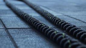 Cordas para o treinamento do funcional video estoque