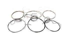 Cordas velhas Fotografia de Stock
