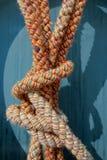 Corde colorée photographie stock
