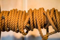 Corde de calage images libres de droits