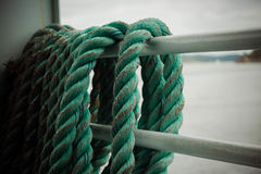 Corde de ferry Image libre de droits
