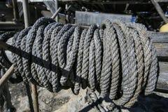 Corde de pêcheur Images stock