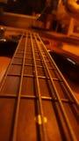 Corde della chitarra Immagine Stock Libera da Diritti