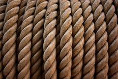 Corde marine Photographie stock libre de droits