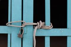 Corde nouée Photo libre de droits