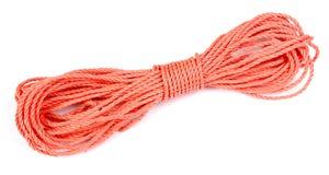 Corde orange Image stock