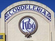 Cordeleria Ribo Arkivbilder