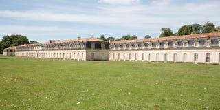 Corderie Royale de Rochefort en la cuerda de Francia A que hace la fábrica foto de archivo