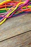 Cordes colorées Photos libres de droits