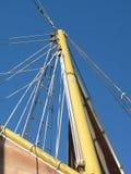 cordes de bateau Image stock
