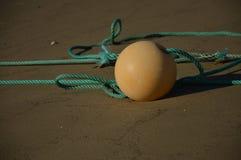 Cordes de marin Images libres de droits