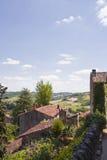 Cordes-Dorf Stockfoto