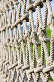 Cordes s'élevantes images libres de droits