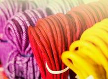 Cordes s'élevantes pour s'élever images stock