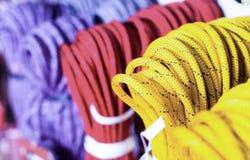Cordes s'élevantes pour s'élever image stock