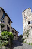 Cordes-sur-Ciel , France Royalty Free Stock Photos