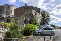 Cordes-sur-Ciel, France Stock Image