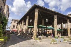 Cordes-sur-Ciel, France Stock Photo