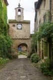 Cordes-sur-Ciel Tarn Frankreich Stockbild