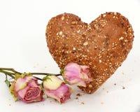 Cordial e rolos de pão friáveis Imagem de Stock