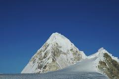 Cordigliera dell'alta montagna Fotografia Stock Libera da Diritti