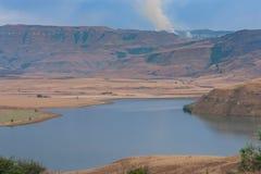 Cordilheira de Drakensberg Fotos de Stock