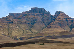Cordilheira de Drakensberg Foto de Stock