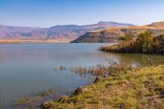 Cordilheira de Drakensberg Fotos de Stock Royalty Free