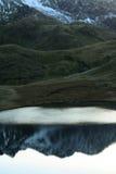 Cordilheira de Snowdonia imagens de stock