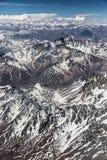 Cordilheira DOS Anden - Chile - Sommer lizenzfreie stockbilder