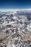 Cordilheira DOS Anden - Chile - Sommer stockbilder