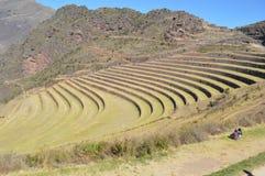 Cordilheira dos Andes Stock Photography