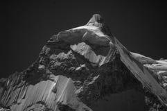 Cordiliera Blanca - Peru. Mountains from Cordiliera Blanca - Peru Stock Images