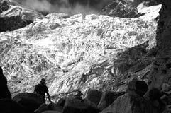 Cordiliera Blanca - Peru. Mountains from Cordiliera Blanca - Peru Royalty Free Stock Image